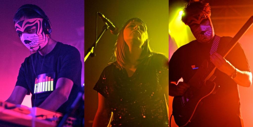 L-R: Ian, Helena, Dan