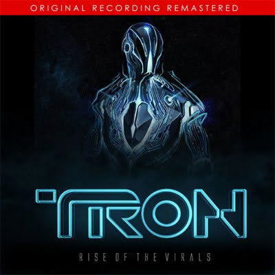 Tron 1.5: Rise of the virals cover