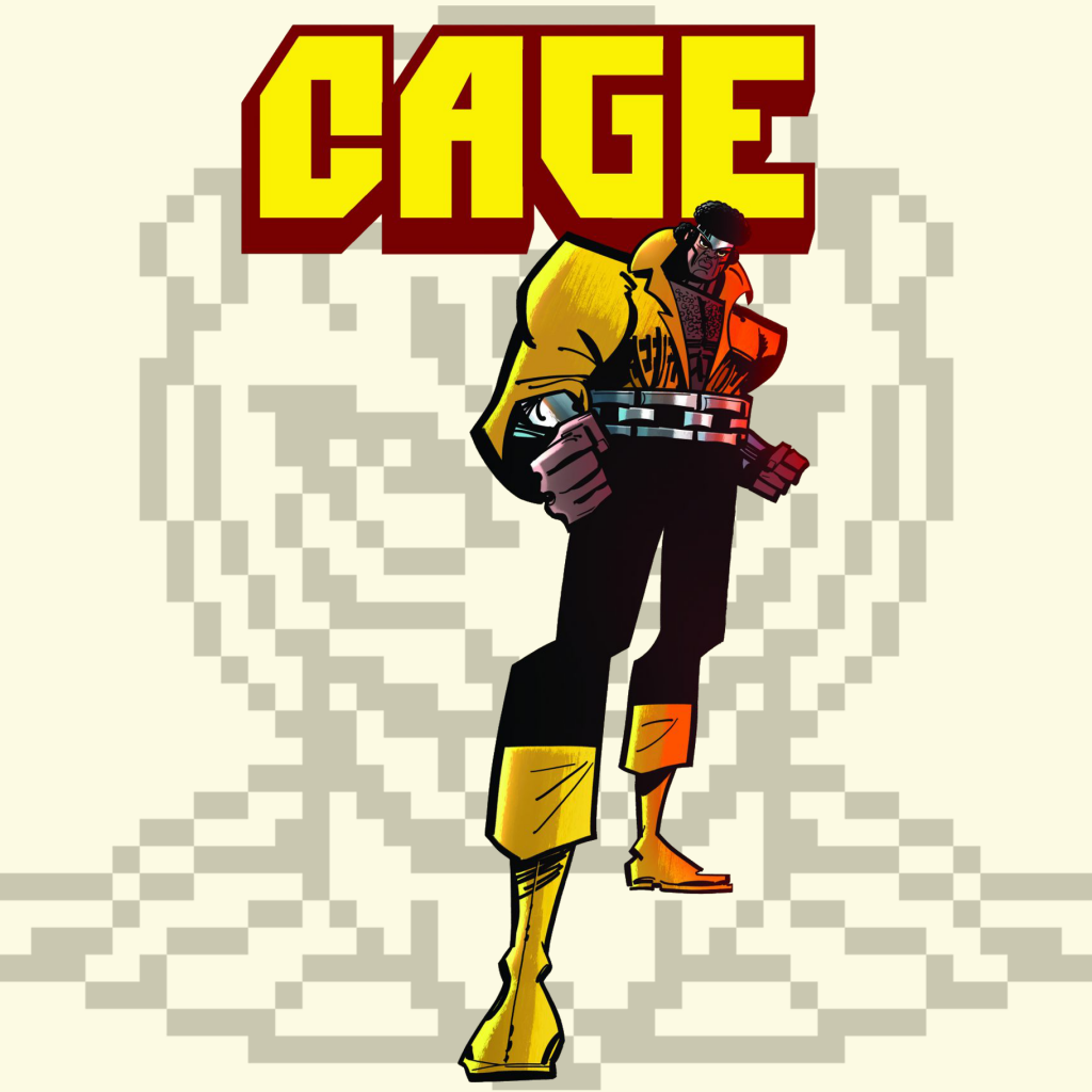 TM Cage cover