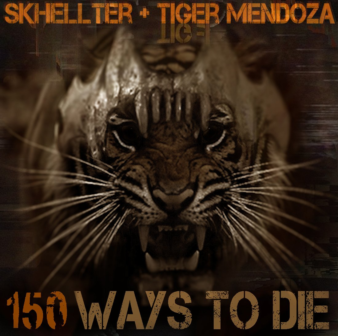 150 Ways To Die cover