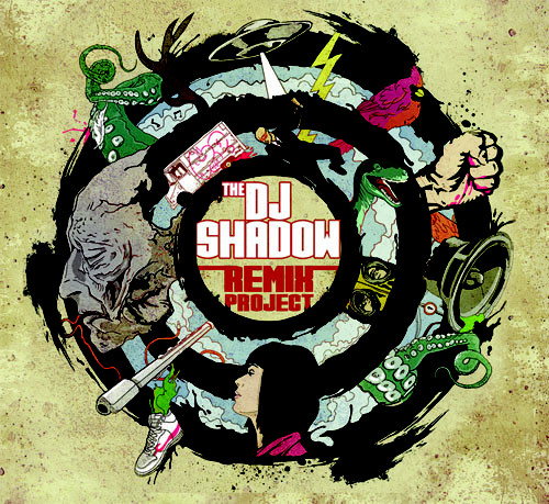 DJ Shadow Remix Project cover